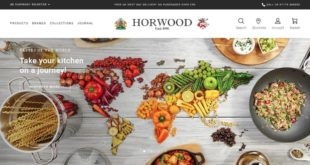 A star is born in the Horwood constellation: a rip-roaring new website
