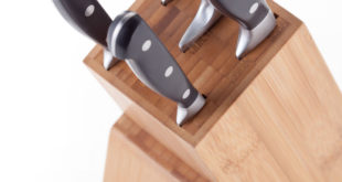 Judge Sabatier IC Knife range welcomes the introduction of a Knife Block Set