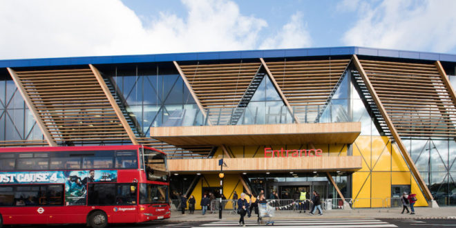 IKEA Greenwich receives highest BREEAM UK rating