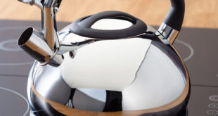 Whistle for your cuppa with the Judge Stove Top Kettle