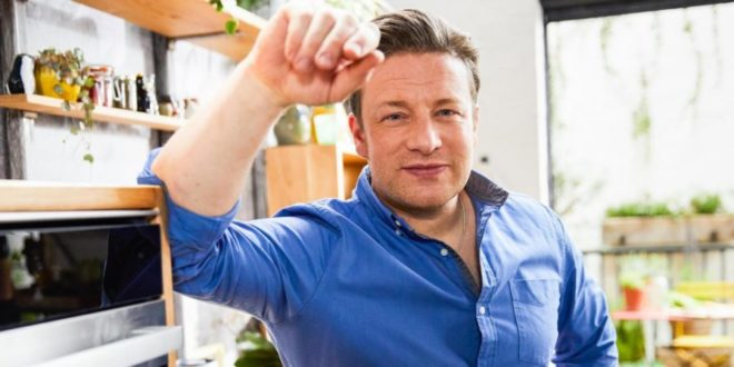 Jamie Oliver to host new cookery show