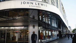 Sales of small electricals up at John Lewis