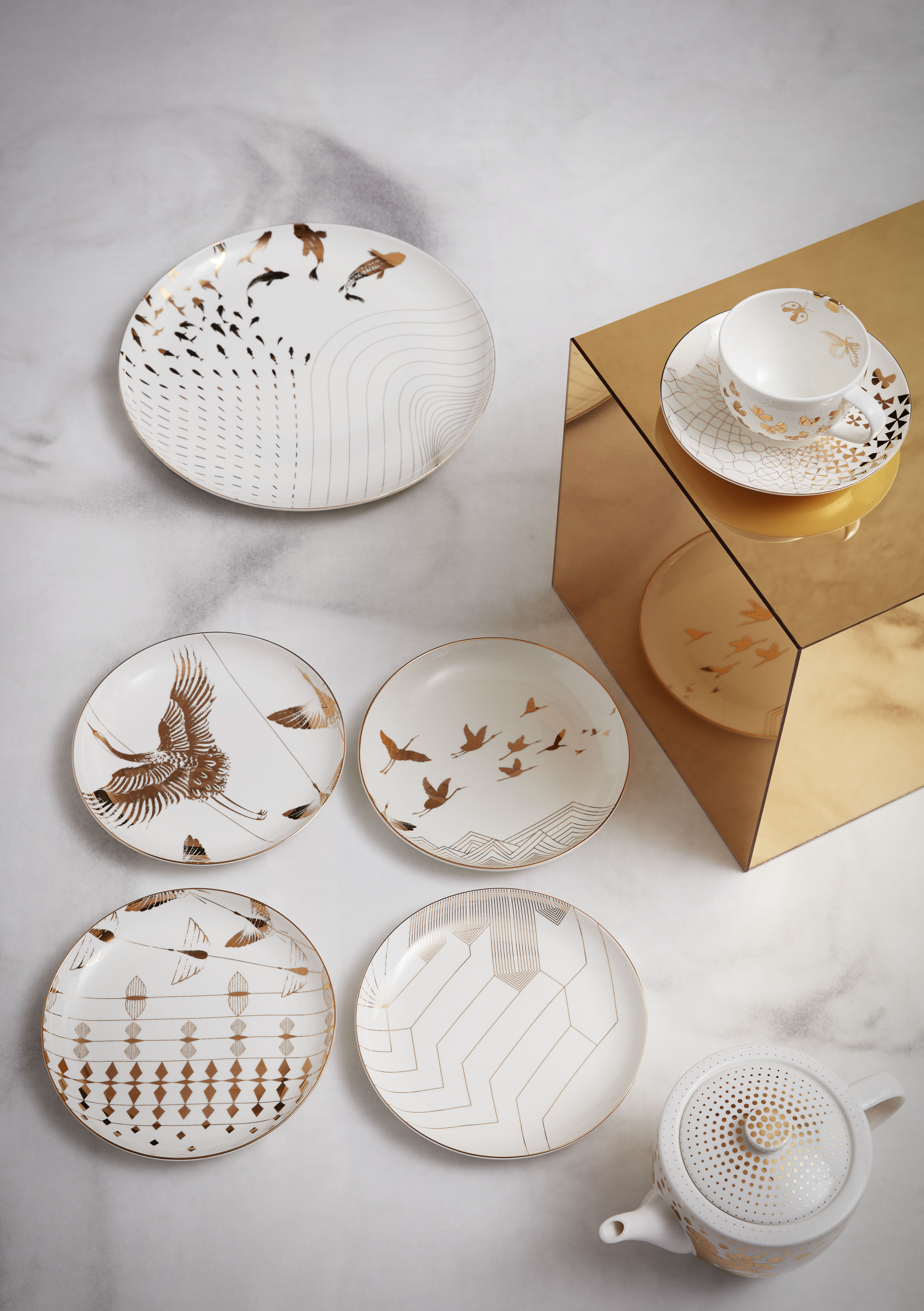 John Lewis has unveiled an exclusive series of decorative pieces for the home inspired by the collections and interiors within the Victoria and Albert ... & John Lewis launches homeware range inspired by Vu0026A Museum u2013 Housewares