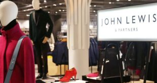 Eight John Lewis shops set to close