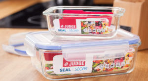 Say goodbye to plastic food storage & say hello to Judge Seal & Store