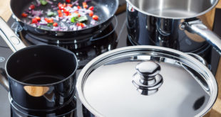 Commanding new cookware from Judge.