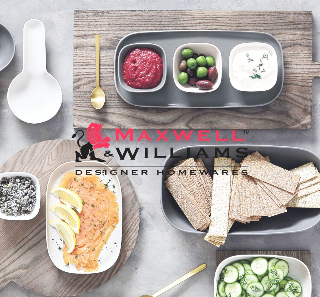 Kitchencraft Announces Maxwell Williams Distribution Agreement