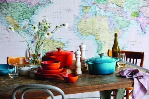 A World of Flavour Awaits: Take a Taste Adventure with Le Creuset
