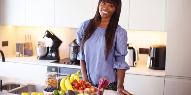 Haden collaborates with Lorraine Pascale