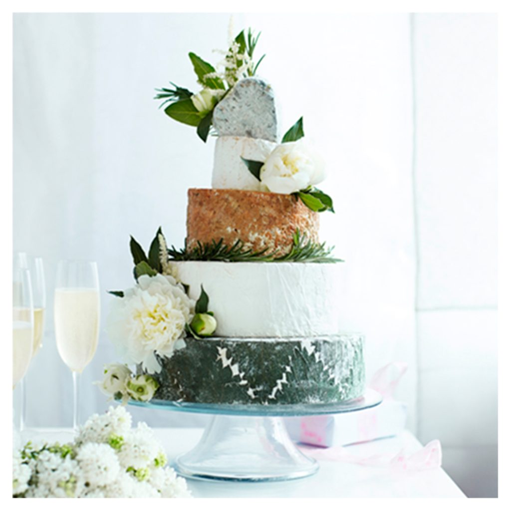 With The Wedding Season Coming To A Close Waitrose Has Revealed That Tiered Cheese Cakes Have Become Increasingly Popular Among Newlyweds Sales Of
