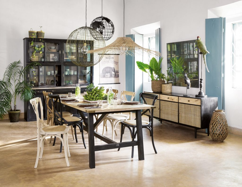 debenhams partners with homeware brand maisons du monde housewares