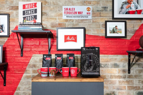 Melitta and Manchester United extend partnership