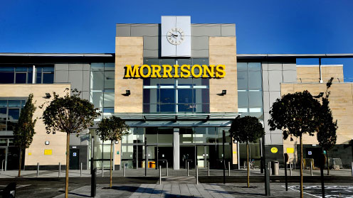 Morrisons announces nationwide 'Quieter Hour'