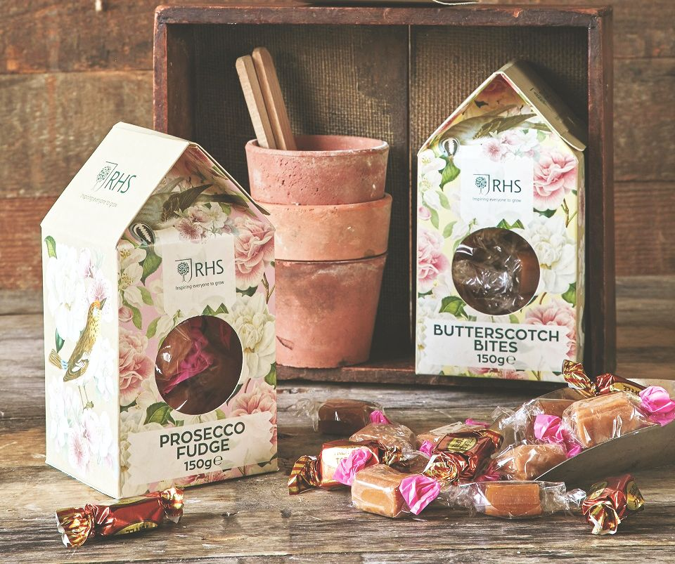 The Gourmet Candy Company Launches New Rhs Confectionery