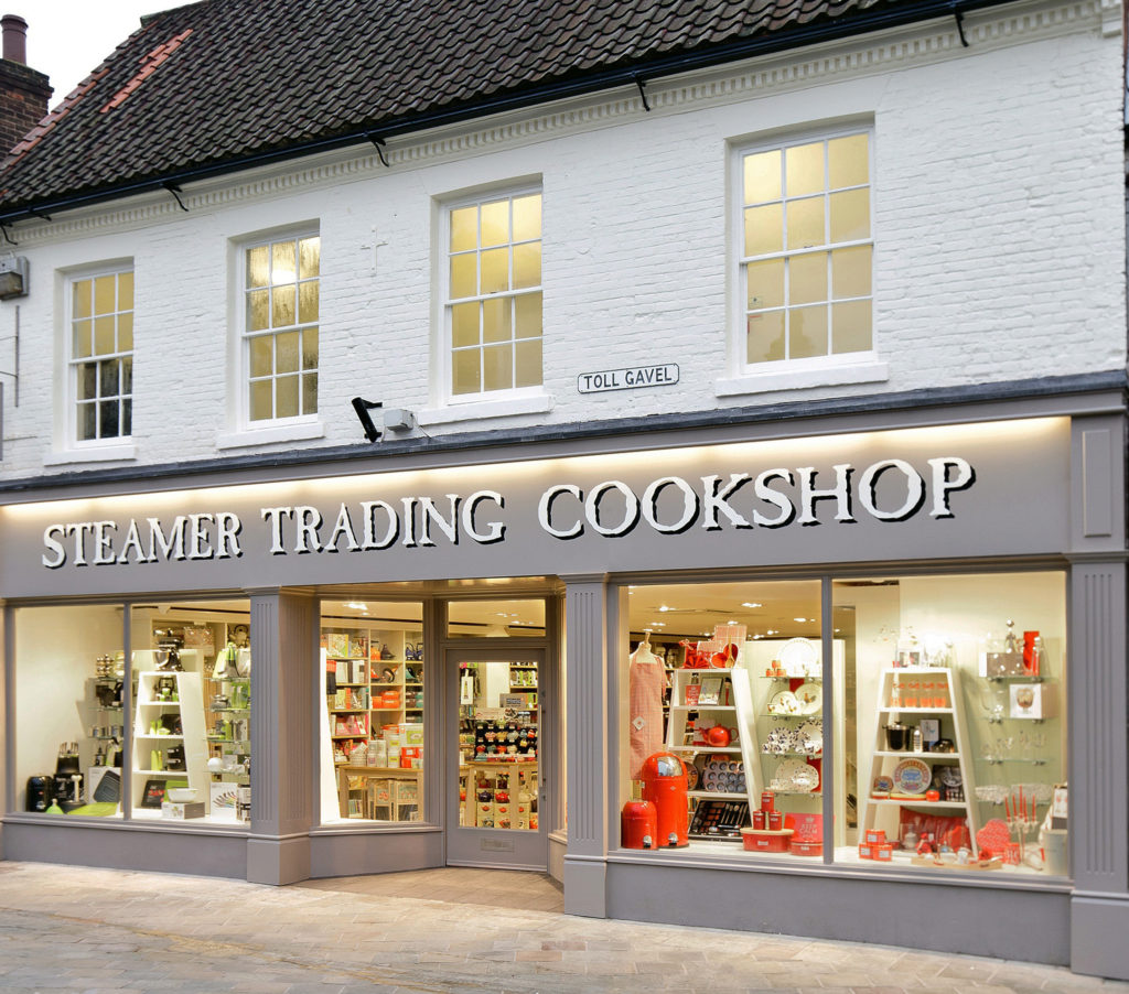 Houseware Store: Statement From Administrators Appointed To Steamer Trading