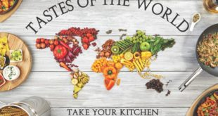 Tastes of the World from Judge