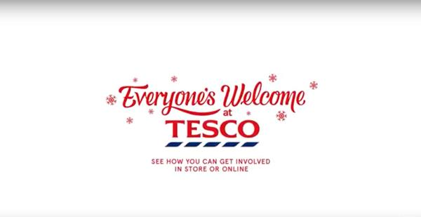 Tesco releases second Christmas advert