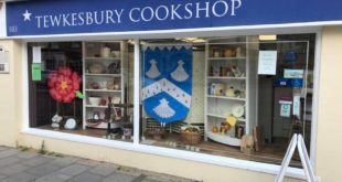 Tewkesbury Cookshop set to close in September