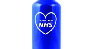 Whitby & Co supports NHS with Klean Kanteen bottle