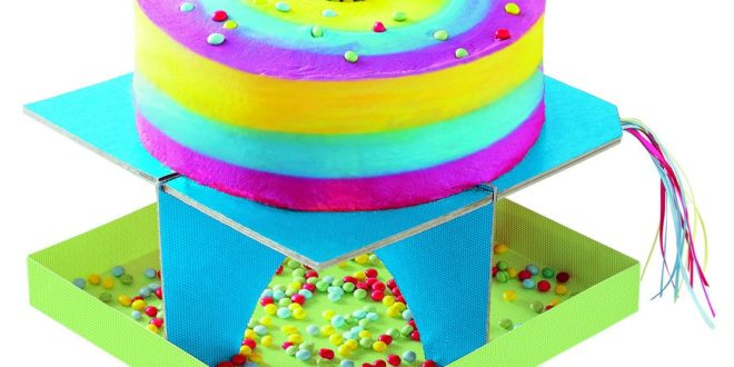 Asda Revives Board Game… In The Form Of A Cake