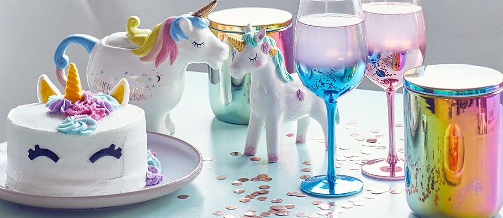 Asda Has Launched A New Unicorn Range Under Its George At Label Following Rise In Demand From Older Aunces