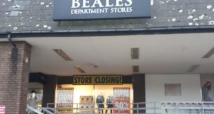 Administrators appointed to Beales