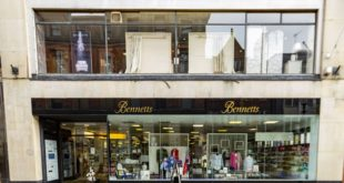 Administrators agree sale of Bennetts department store in Derby