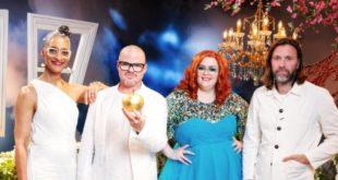 Chefs Heston Blumenthal, Carla Hall and Niklas Ekstedt revealed as 'Food Gods'