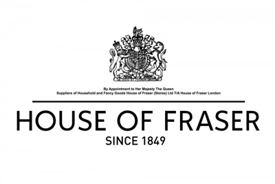 House of fraser is coming to chester housewares for Housse of frazer