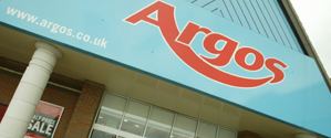 Argos catalogue gets aspirational
