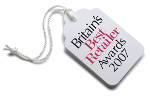 Time to enter for Britain's Best Retailer Awards