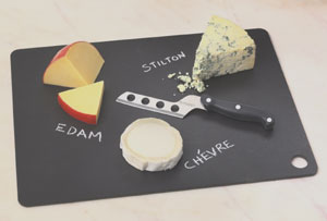 Cardboard chopping board launches eco range