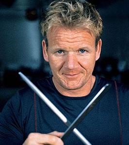 Ozzies say Ramsay's programmes are an f-ing disgrace