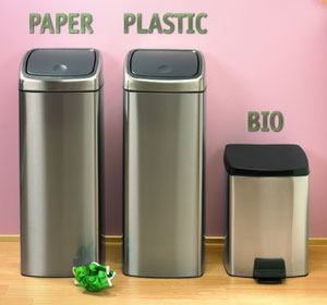 Brabantia offers choice for recycling