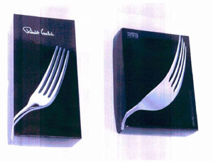 Robert Welch settles with M&S over cutlery pack