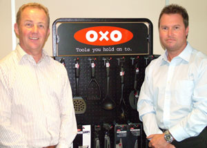 Two new faces join OXO UK