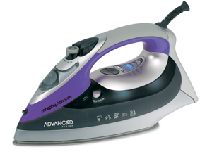 Morphy Richards scoops Which? Best Buy for iron