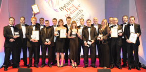Housewares businesses triumph at Britain's Best Retailer Awards