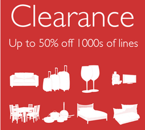 Clearance day produces record trading for John Lewis