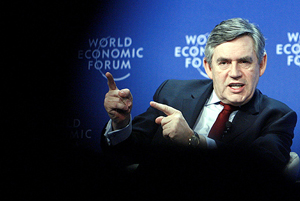 Gordon Brown moves to keep Wedgwood jobs in Stoke