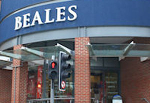 Sales continue on downward trend at Beales