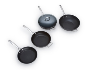 Le Creuset Toughened Non-Stick combines style with efficiency