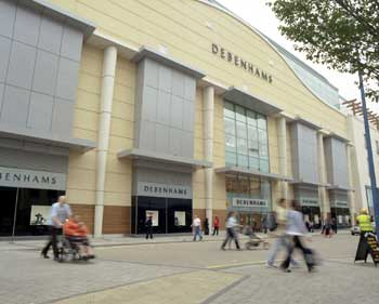 Debenhams results 'in line with expectations'