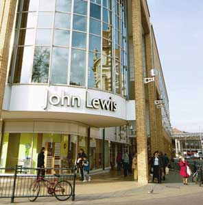 Sales down at John Lewis but ambitious plans to continue
