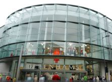 'Creditable performance' at Debenhams sees 13.7% profit rise