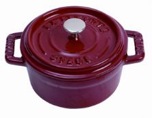 Henckels puts new colour into Staub cast iron