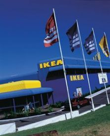 Housing market slump impacts Ikea sales