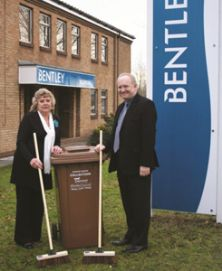 Special events mark Bentley's 150-year milestone