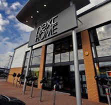 Next to build on success of home store format