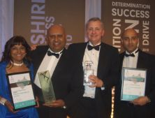 Imperial is doubly honoured in business awards